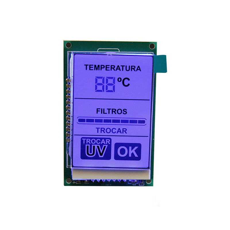 Custom LCD Display
