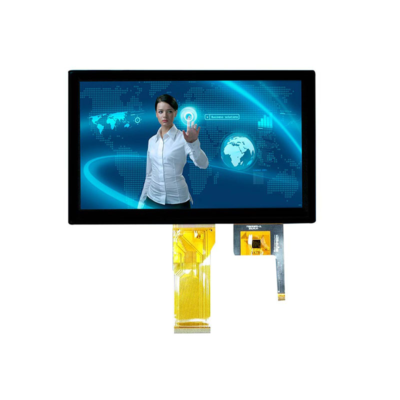 capacitive touch panel lcd