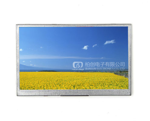 5.0 inch tft lcd display