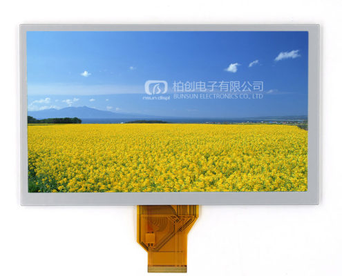 8 inch tft lcd display